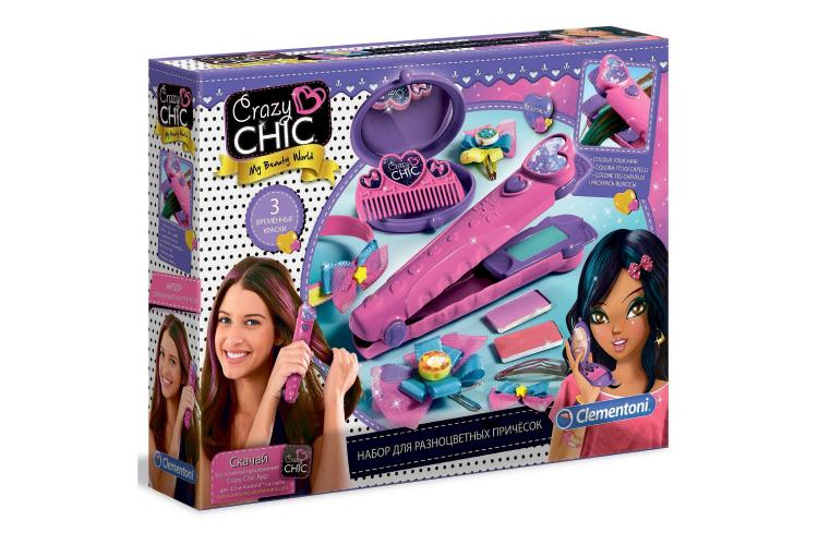Набор «Стайлер для волос», Clementoni, 999 руб. (Детский мир)
