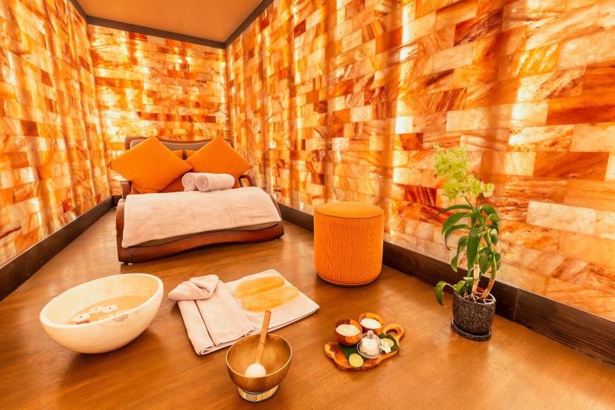 Соляная комната в центре Sulha Spa