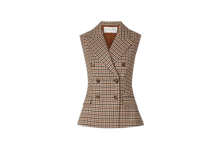 Женский жилет Michael Kors Collection, £385 (net-a-porter.com)