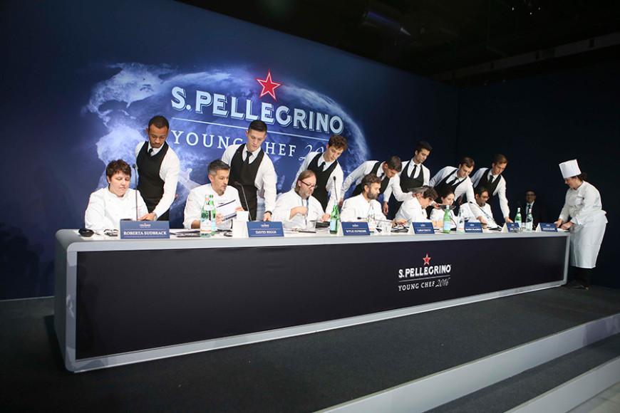 Фото: пресс-служба S.Pellegrino Young Chef