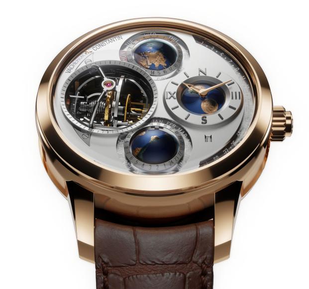 Часы Les Cabinotiers Armillary Tourbillon Perpetual Calendar Planetaria, Vacheron Constantin