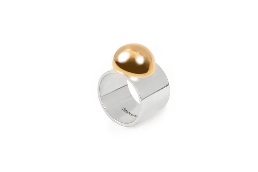Кольцо Bubbles,Statements Jewelry
