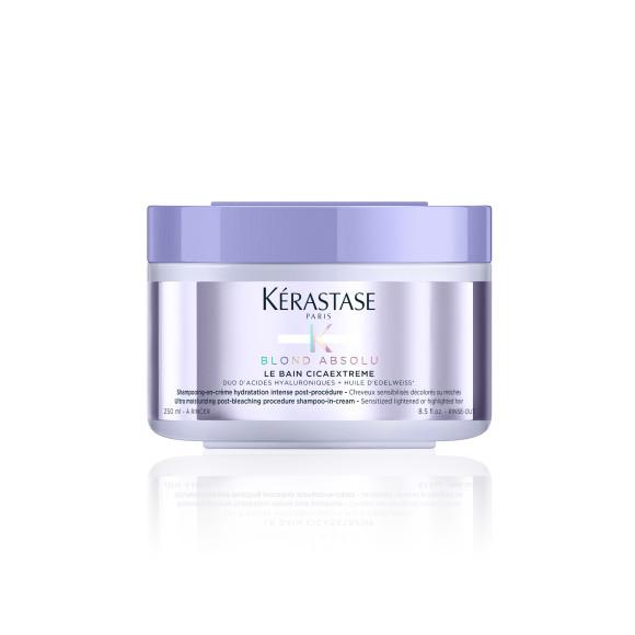Ультраувлажняющий крем-шампунь для восстановления волос Blond Absolu Cicaextreme, Kérastase
