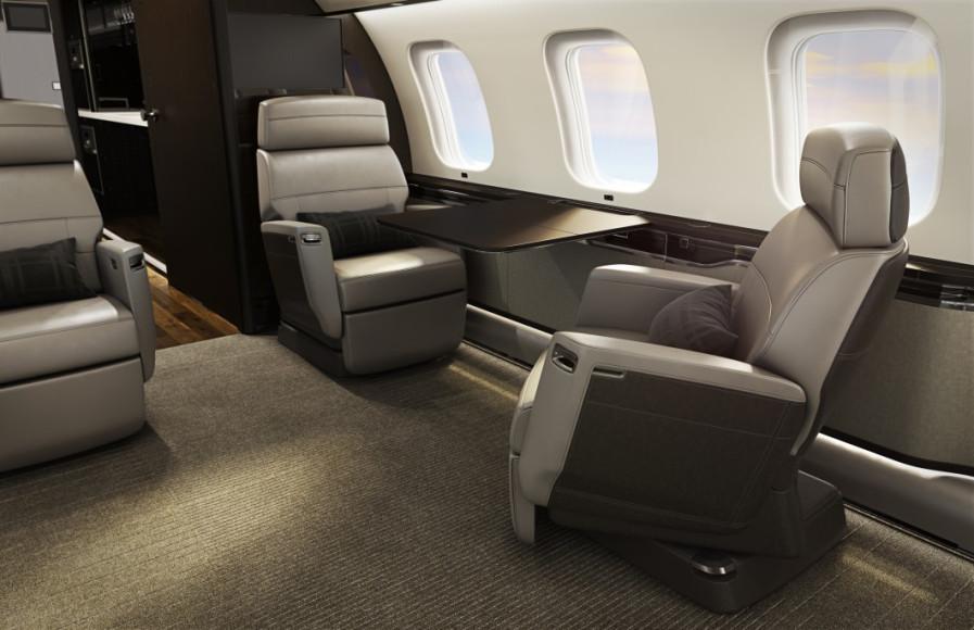 Фото: businessaircraft.bombardier.com
