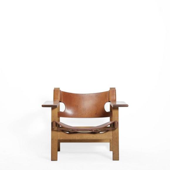 Бёрге Могенсен. Испанский стул. 1958