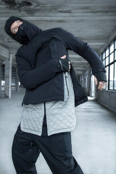 Куртка KRAKATAU с графеновым утеплителем