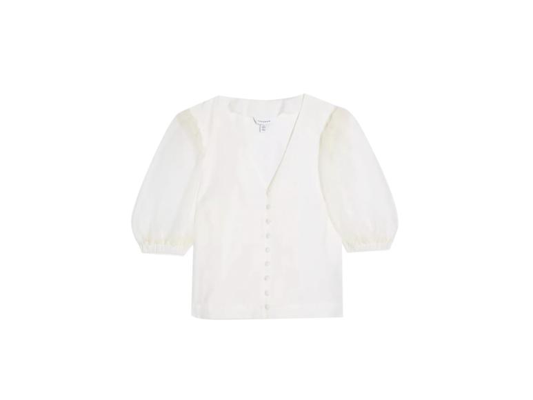 Блуза Topshop, $55 (us.topshop.com)