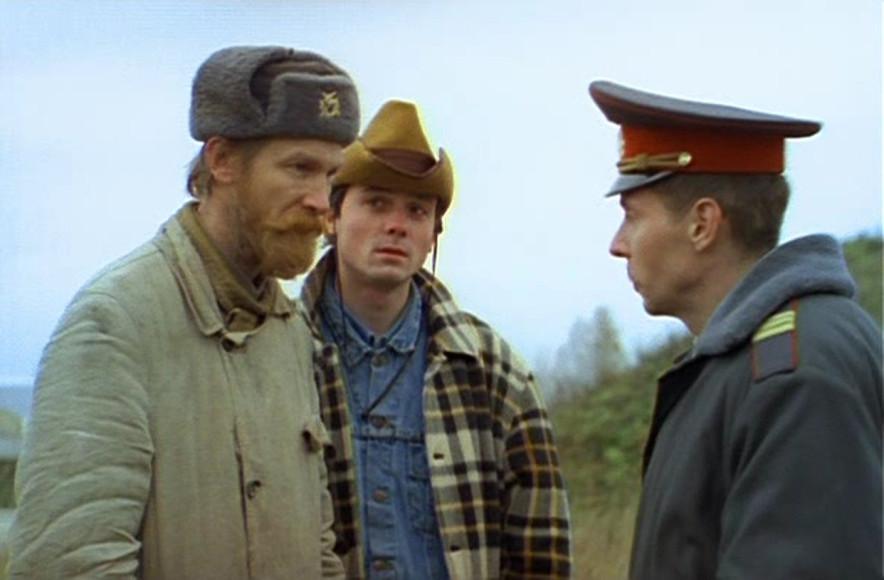 Кадр из фильма«Особенности национальной охоты»