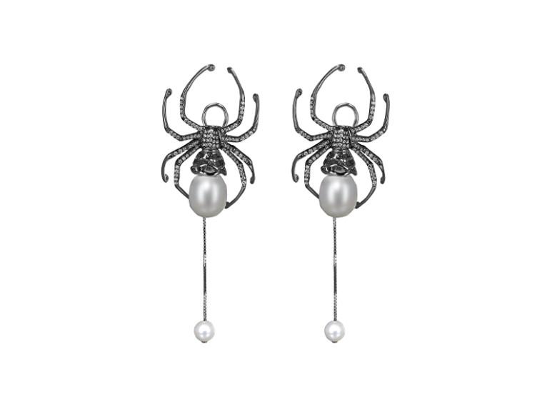 Серьги Spider, Jacob & Co