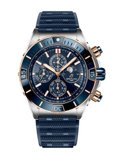Часы Super Chronomat 44 Four-Year Calendar, Breitling