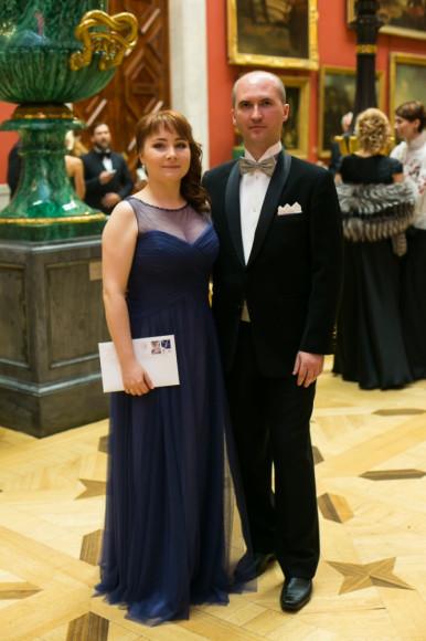 Лилия Киямова и Александр Сидоров