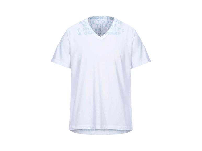 Мужская футболка Maison Margiela, 13 750 руб. (yoox.com)