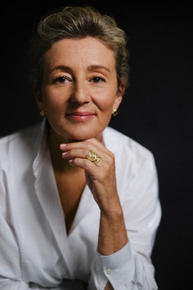 Кароль Бьянкалана, производитель цветочного сырья и директор Domaine De Manon