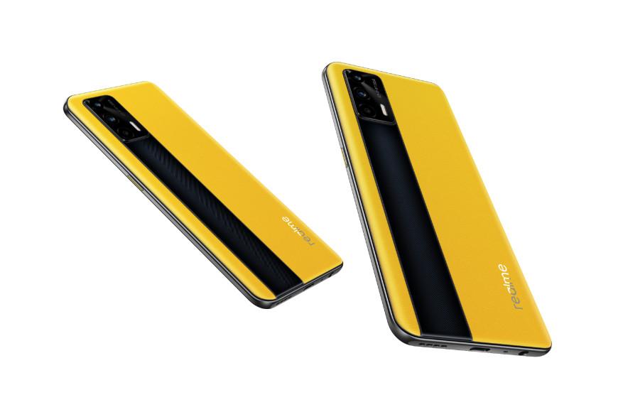 У смартфона realme GT в процессор интегрирован чип 5G. Архитектура телефона требует мощного охлаждения