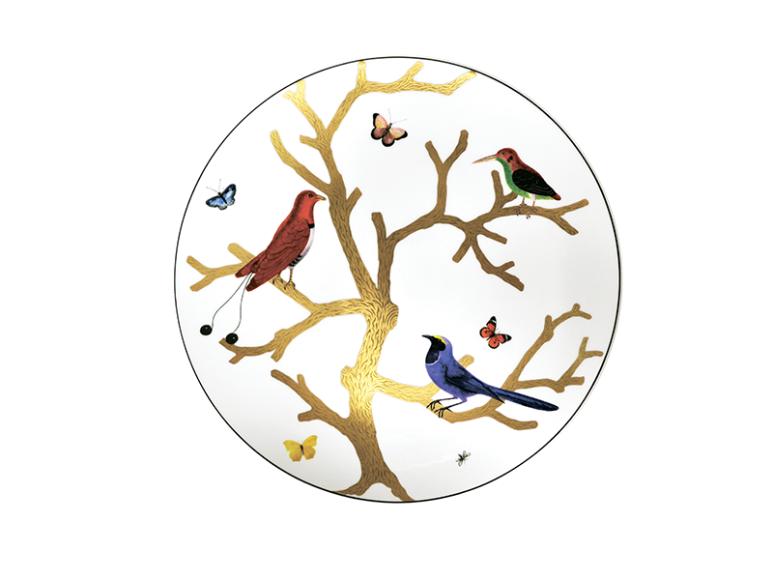 Тарелка Aux Oiseaux, Bernardaud, 21 850 руб. (ЦУМ)