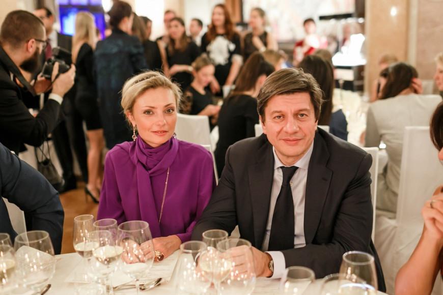Вадим и Юлия Ковригины