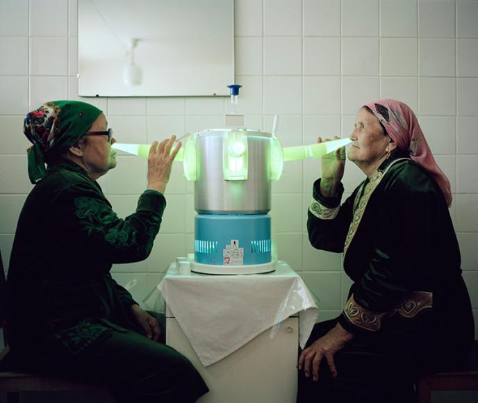 Михал Соларски. Санаторий «Аврора». Киргизия, 2016.