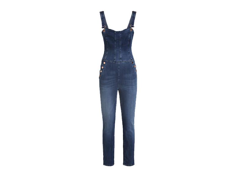 Комбинезон Guess Jeans, 13 390 руб. (guess.eu/ru)