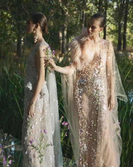 Elie Saab Couture, осень-зима 2020/21