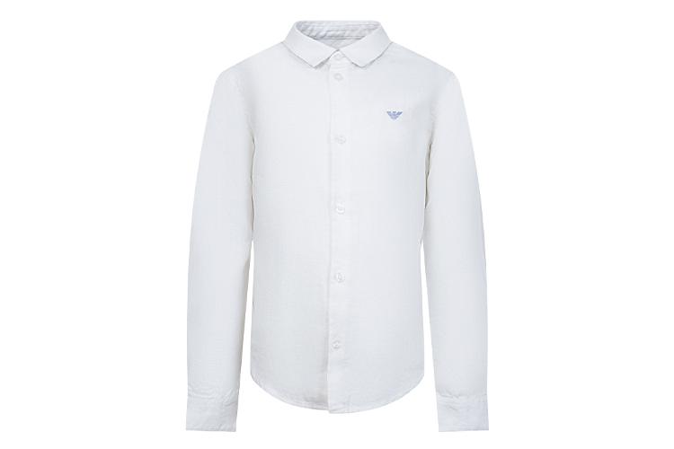 Рубашка Armani Junior, 4950 руб. («Даниэль»)