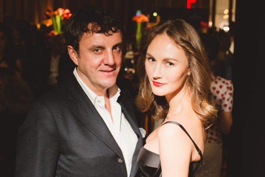 Эдуард Таран и Маргарита Лиева