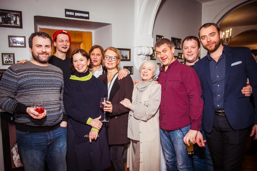 Гости вечера оперы «Дон Жуана»