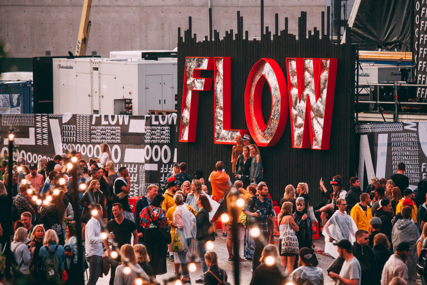 Фото: flickr.com/photos/flowfestival