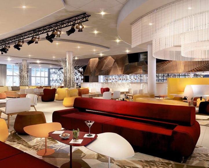 Курорт Club Med Les Arcs Panorama