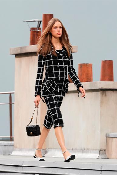 Chanel, весна-лето 2020