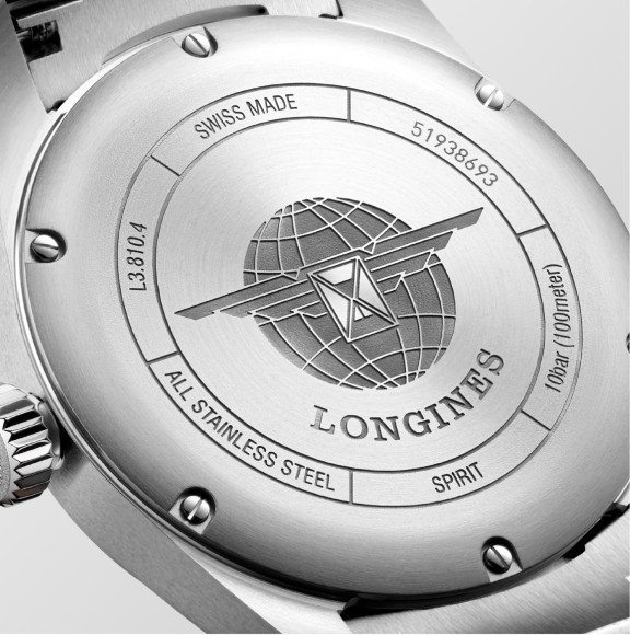 Часы Longines Spirit, Longines