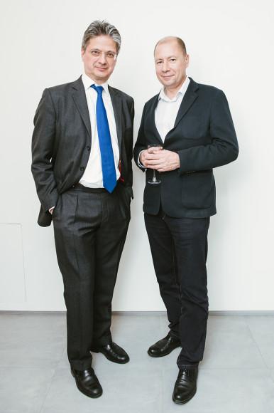 Алексей Тизенгаузен и Ринат Умаров