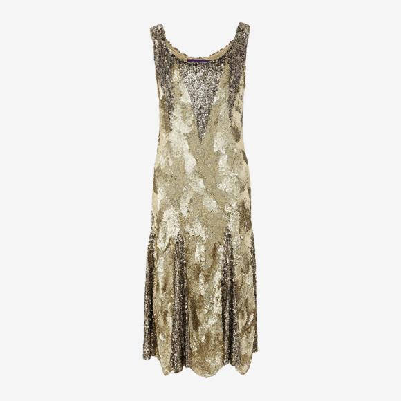 Платье Ralph Lauren (ЦУМ), 995 000 руб.