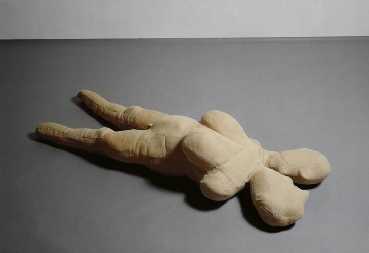 Луиза Буржуа, «Одинокий человек III», 1996
