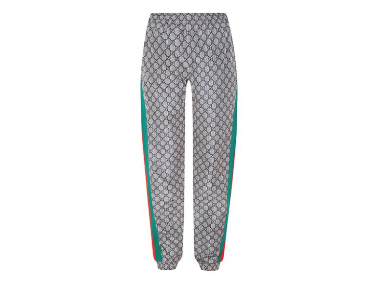 Мужские брюки Gucci, 84 500 руб (Aizel)