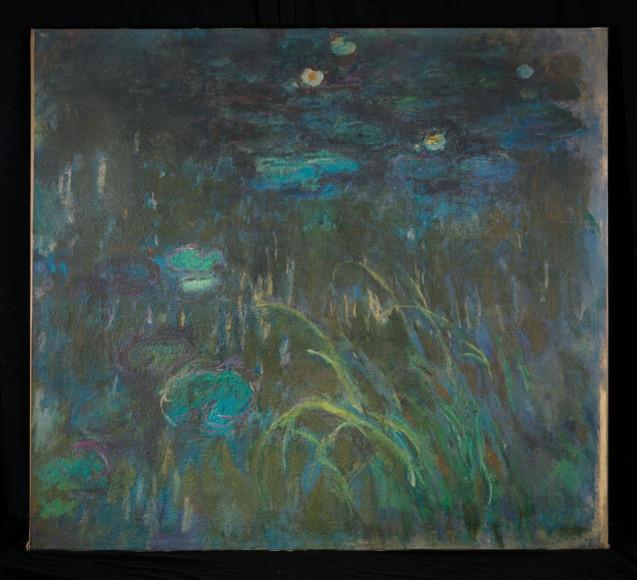 Клод Моне. «Кувшинки», 1914-26