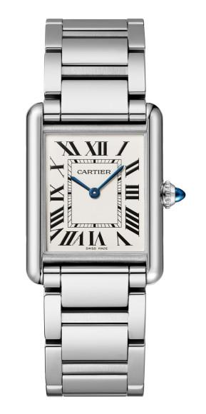 Часы Tank Must Middle Model, Cartier
