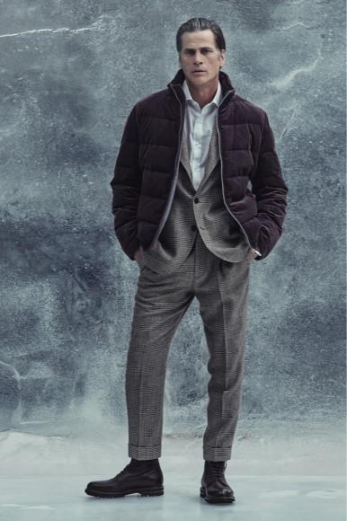 Brunello Cucinelli, осень-зима 2021/22
