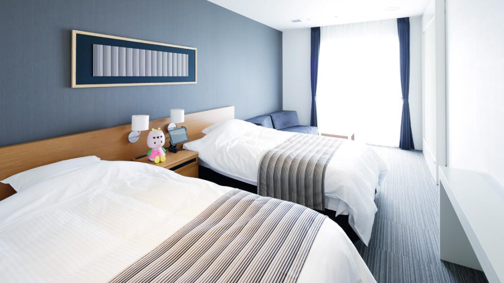 Японский отель Henn-na Hotel