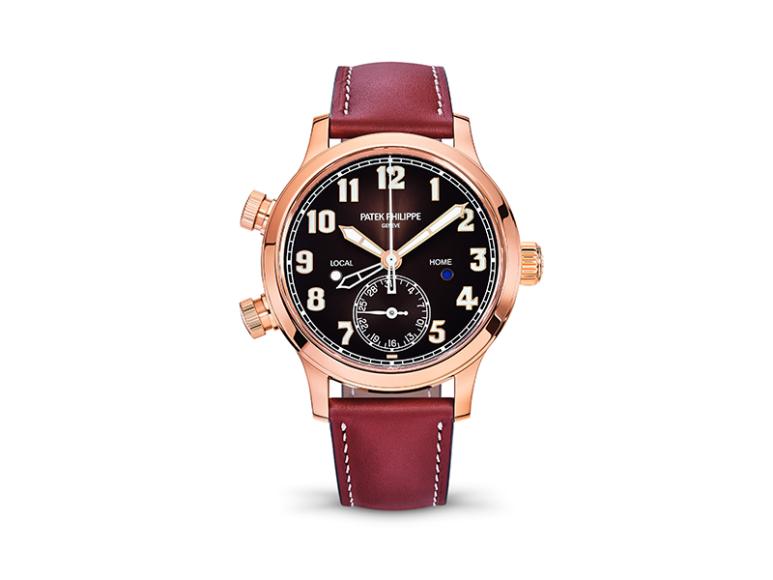Часы Calatrava Pilot Travel Time (Ref. 7234R)