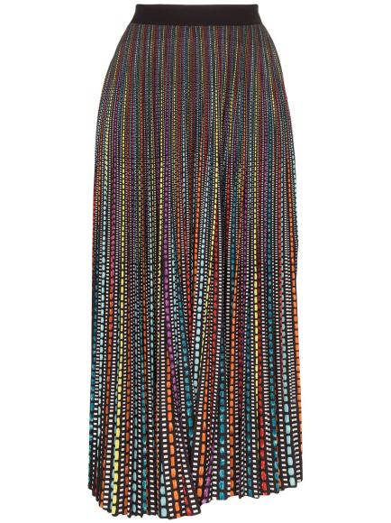 Плиссированная юбка Mary Katrantzou