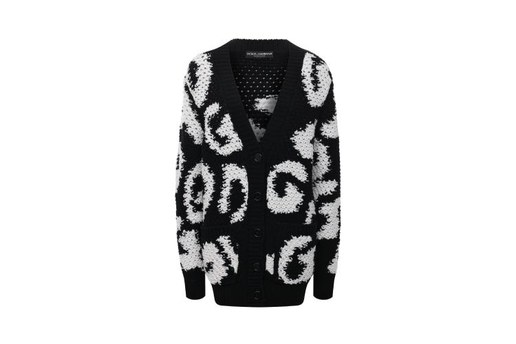Кардиган Dolce & Gabbana, 186 000 руб. (Кутузовский проспект)