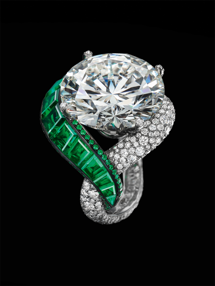 Кольцо с бриллиантом 16.05 карата