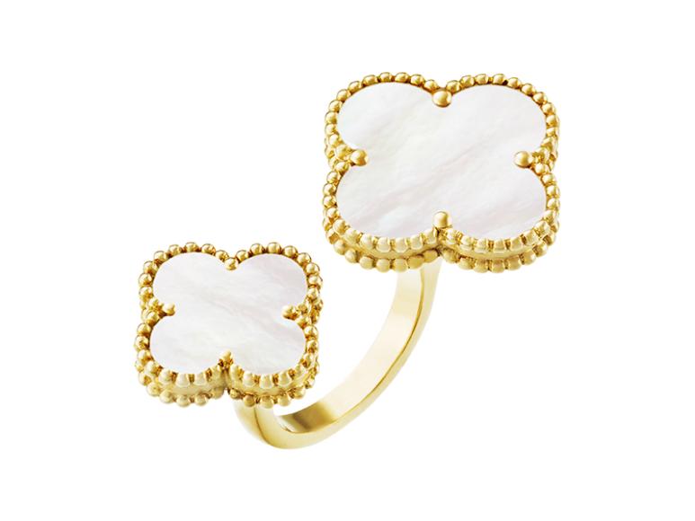 Кольцо Alhambra, Van Cleef & Arpels