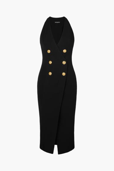 Платье Balmain (Net-a-Porter), £1580