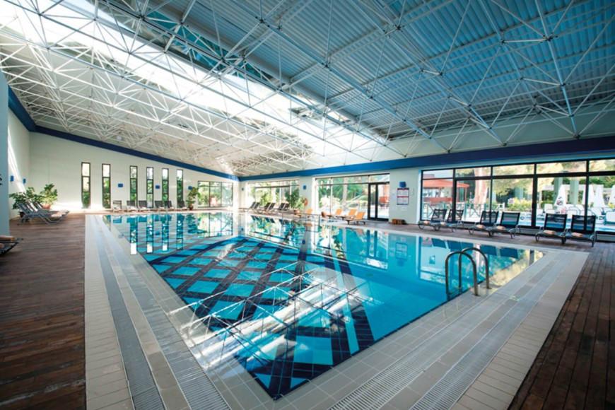 Бассейнв отеле Limak Atlantis Deluxe Hotel & Resort (Limak Atlantis)
