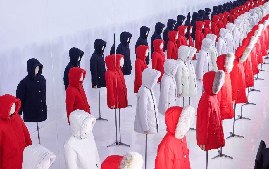 Woolrich, осень-зима 2020/21