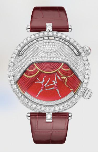 Часы Lady Arpels Ballerines Musicales, Van Cleef & Arpels