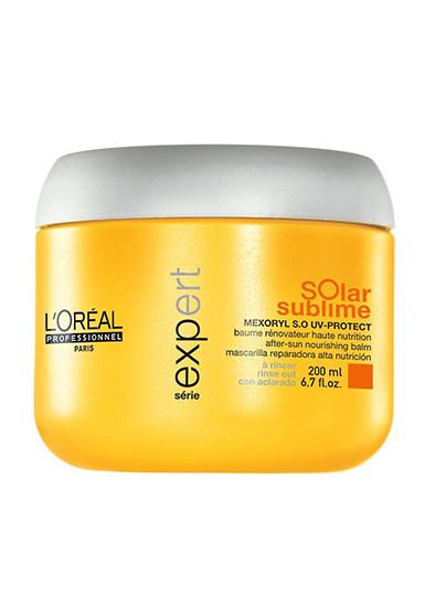 Восстанавливающий бальзам для волос Solar Sublime, L'Oreal Professionnel