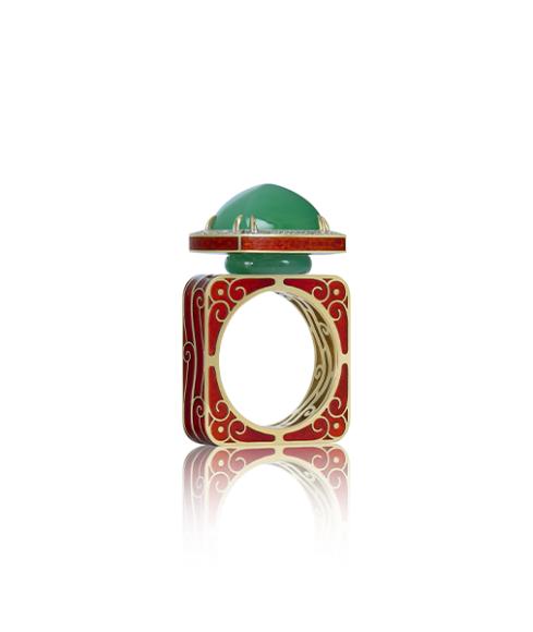 Кольцо «Китай», Ilgiz F.