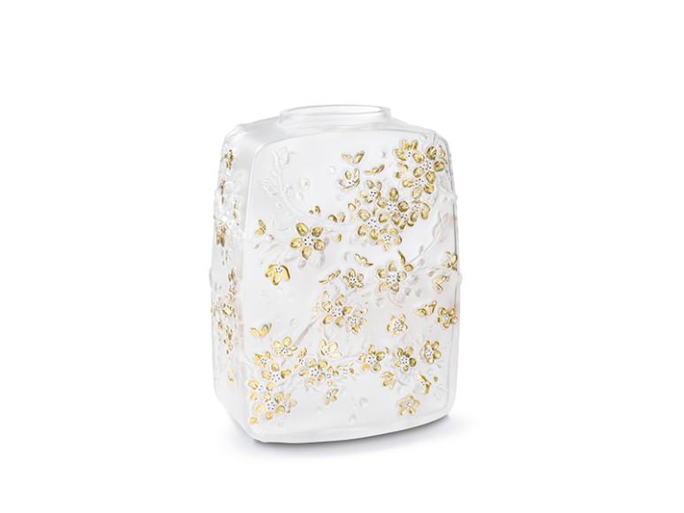 Ваза Fleurs De Cerisier, Lalique
